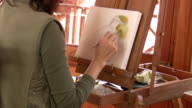 Oil Painting video