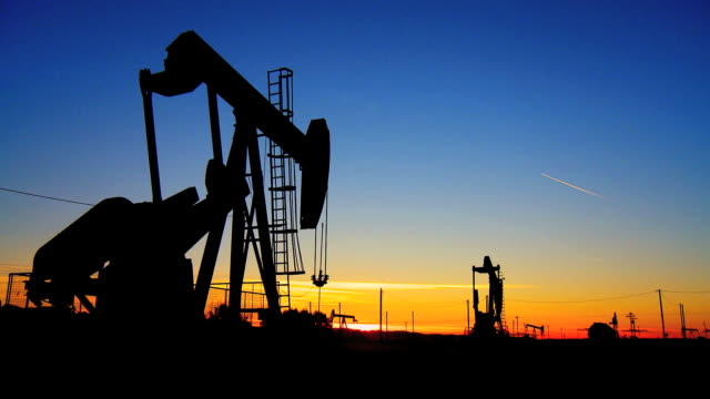 Oil producing industry video