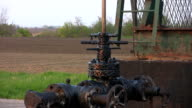 Oil production (HD) video