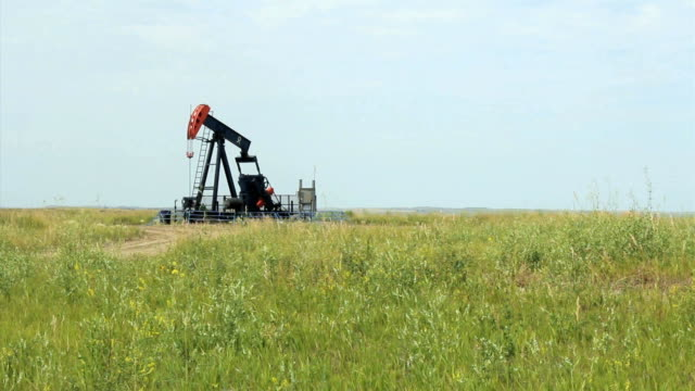 Oil Pump In Alberta video