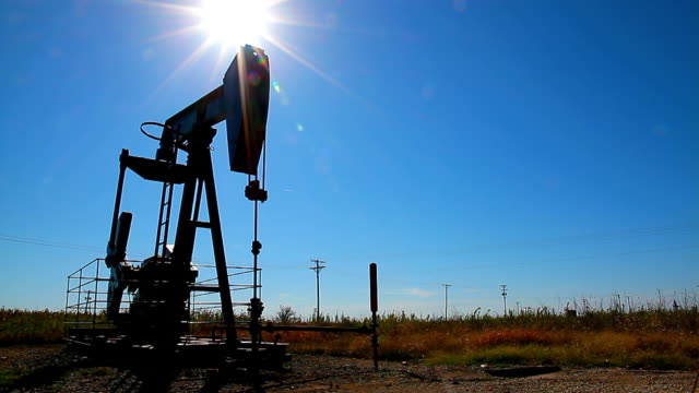 Oil Pump With Sun video