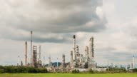 Oil Refinery Plant video
