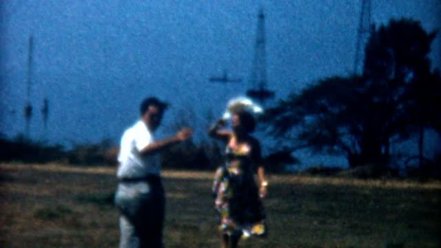 Oil Rigs Venezuela 1956 video