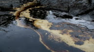Oil spill on Gulf video