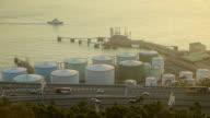 Oil Tanks video
