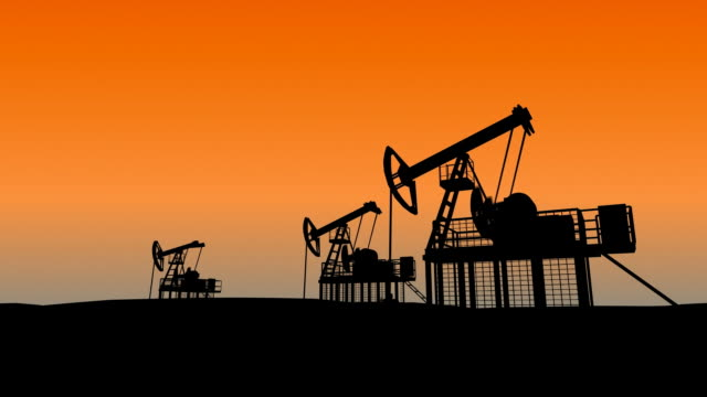 oil well pumps video