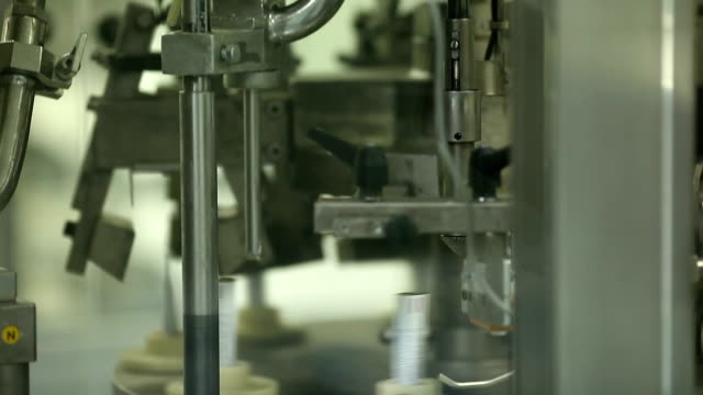 Ointment Tube Filling Machine video