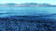 Okanagan Lake Pebble Beach Canada - Time Lapse video