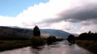 Okanagan River BC Timelapse video