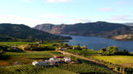 okanagan valley organic vineyard winery video