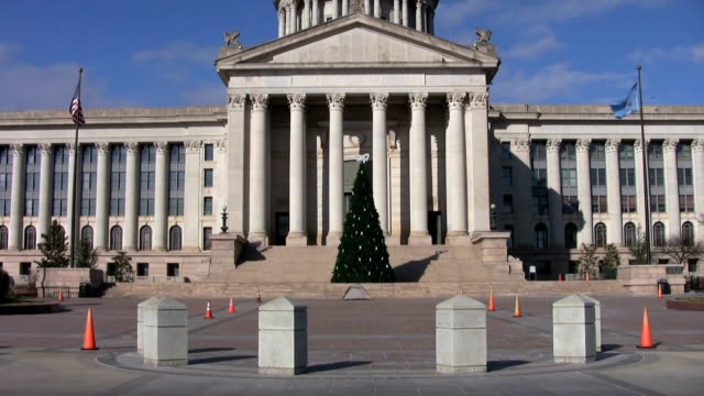 Oklahoma State Capitol video