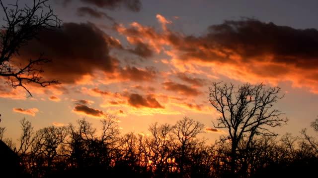 Oklahoma Sunset video