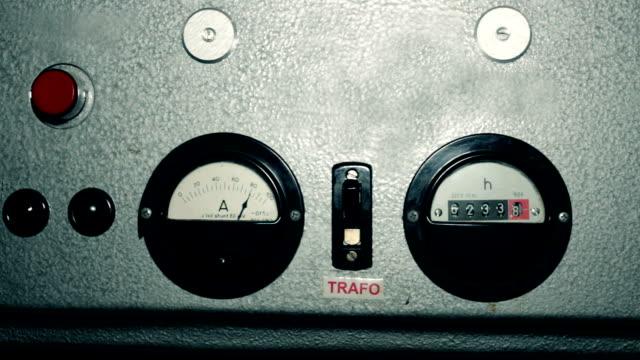 Old Amperage Meter video