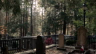 Old Church Graveyard video