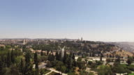 Old City of Jerusalem in Israel video