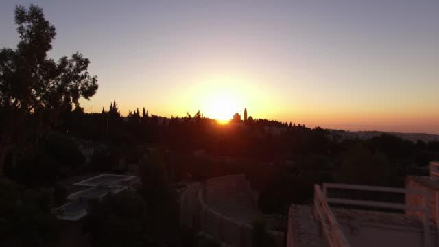 Old City of Jerusalem-Israel: Sunrise video