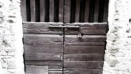 Old Door video