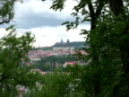Old Europe: Prague Castle, Zoom In video