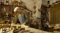 HD DOLLY: Old Fashion Carpentry video