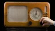 HD TIME-LAPSE: Old Fashion Radio video