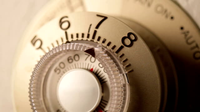 Old Fashion Thermostat video