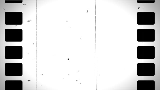 Old film effect video
