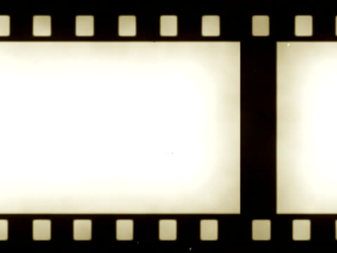 Old film video