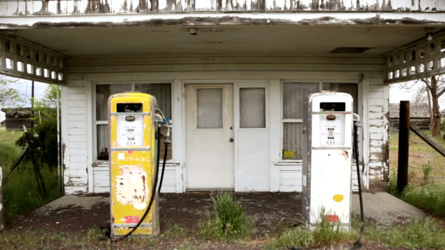 Old Gas Pumps video