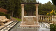 Old marble well video