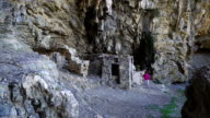 Old monastery Afkule video