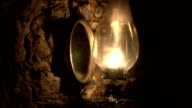 old oil lamp video