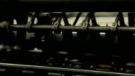 old press machine that works video