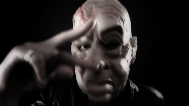 Old Rocker on Black video