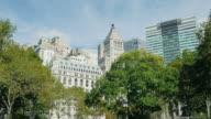 Old skyscrapers of Manhattan video