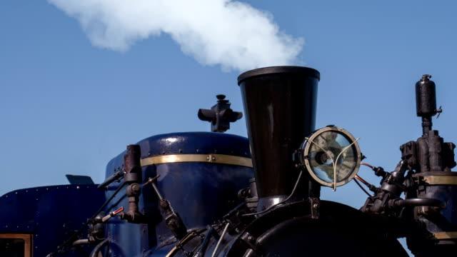 Old Steam Locomotive video