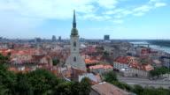 Old Town - Bratislava, Slovakia video