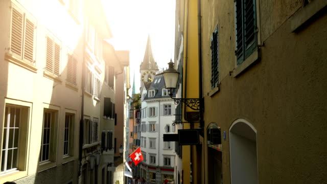 Old Town Zurich video