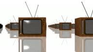 Old TVs video