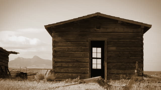 Old West Cabin video