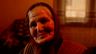 Old woman (HD) video