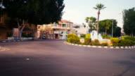 Oldtown in Nicosia Cyprus video