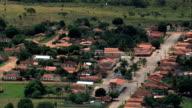 Olhos D'Agua Do Oeste  - Aerial View - Minas Gerais, João Pinheiro, Brazil video
