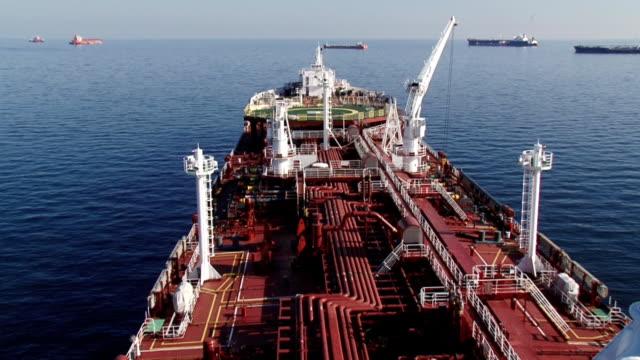 on board the super tanker video