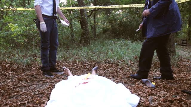 FBI on crime scene video