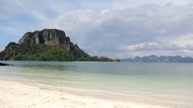 On the beach (HD) video