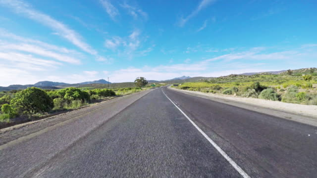 On the way to a Namibian adventure video