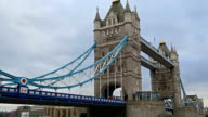 One of Londons beautiful spot is the Tower bridge video