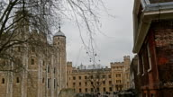 One of Londons tourist spot is the tower of London video