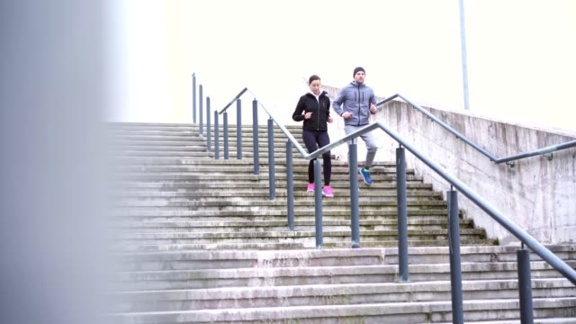 One step at a time video