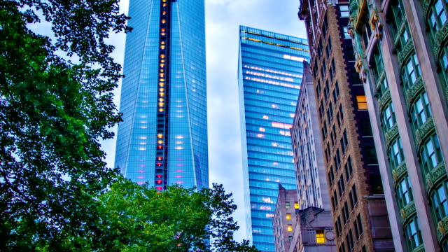 One World Trade Center video